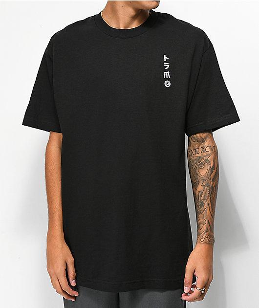 Empyre Tiger Claw camiseta negra