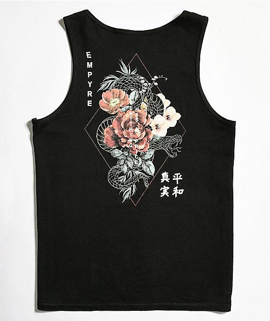 Empyre Venom camiseta negra sin mangas