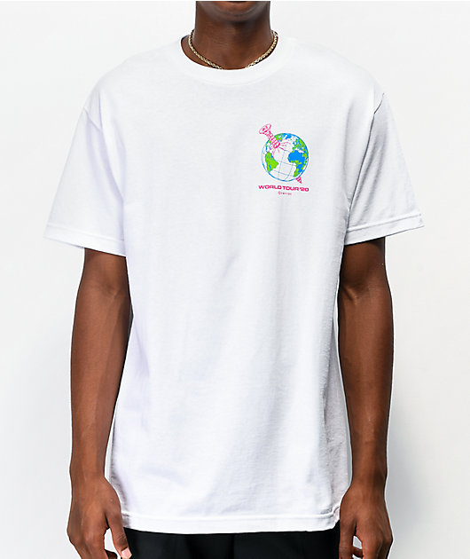 Empyre We're Screwed White T-Shirt