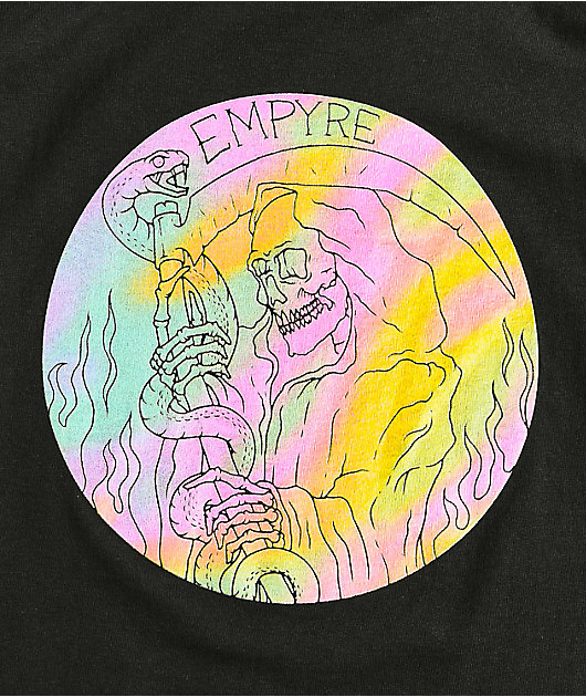 Empyre Weary Black T-Shirt
