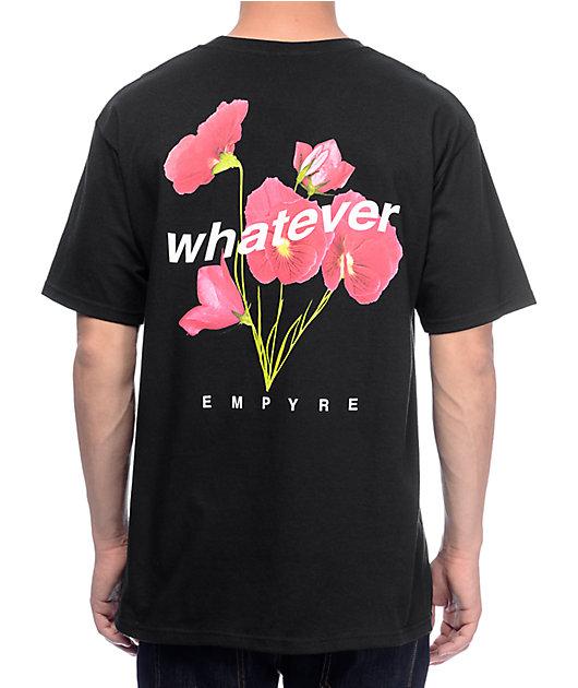 Empyre Whatever Forever Black T-Shirt