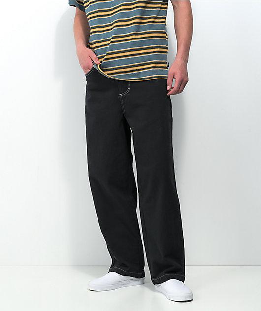 Enjoi Fader Black Denim Jeans