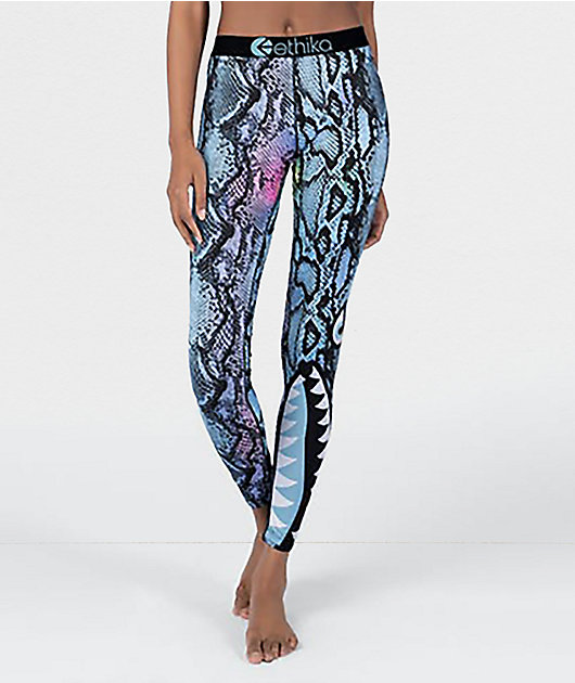 Ethika Bomber Mermaid Leggings