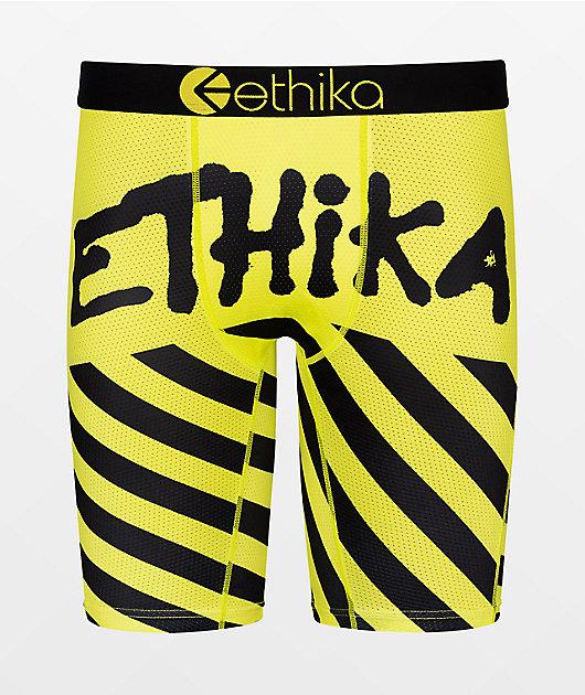 Ethika Boys Hazard Micromesh Boxer Briefs