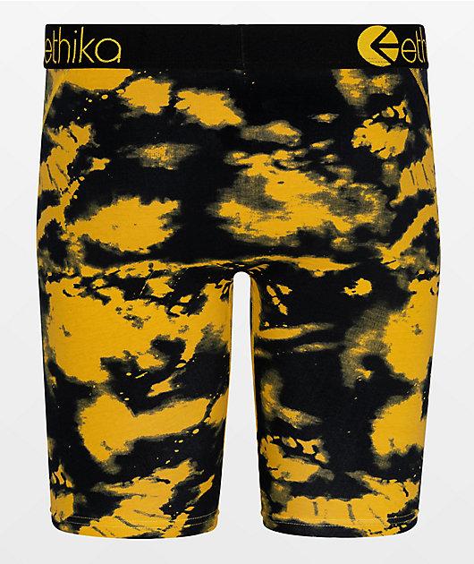 Ethika Mustard Dye Boxer Briefs