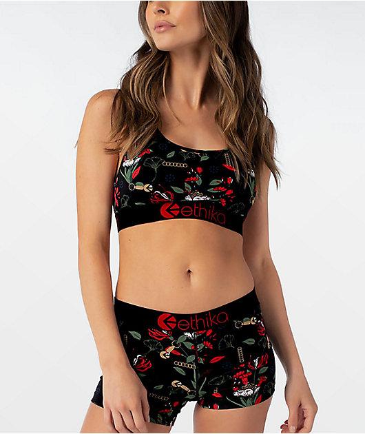 Ethika Strength Boyshort Underwear