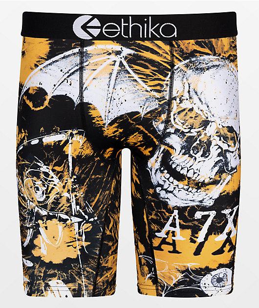 Ethika x Avenged Sevenfold Acid Wash Boxer Briefs