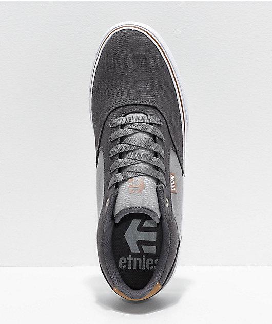 Etnies Blitz zapatos de skate grises