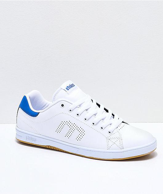 Etnies Callicut LS White, Blue \u0026 Gum
