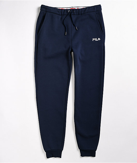 FILA Christy Navy Sweatpants
