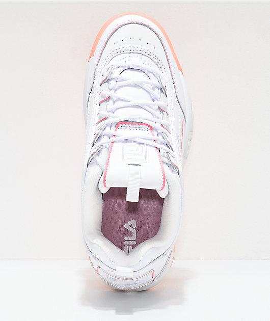 FILA Disruptor II Ice Pink Shoes