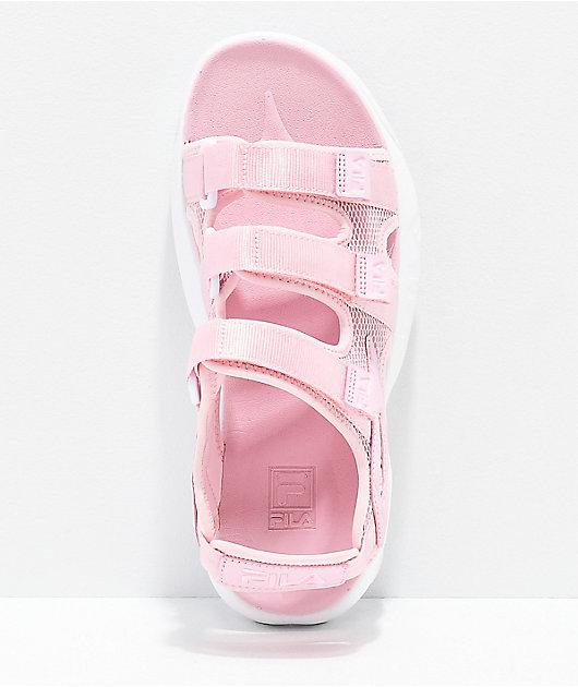 fila disruptor sandals zumiez