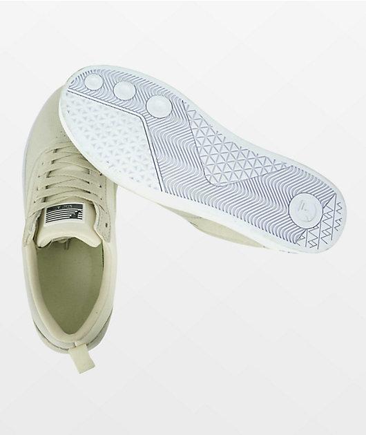 FP Intercept Forever Cap White Skate Shoes