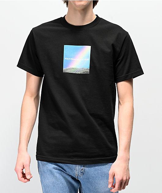 FRESHHELL What Fresh Hell Is This Black T-Shirt