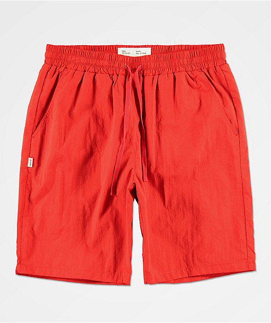 Fairplay Cardi shorts de nylon rojo
