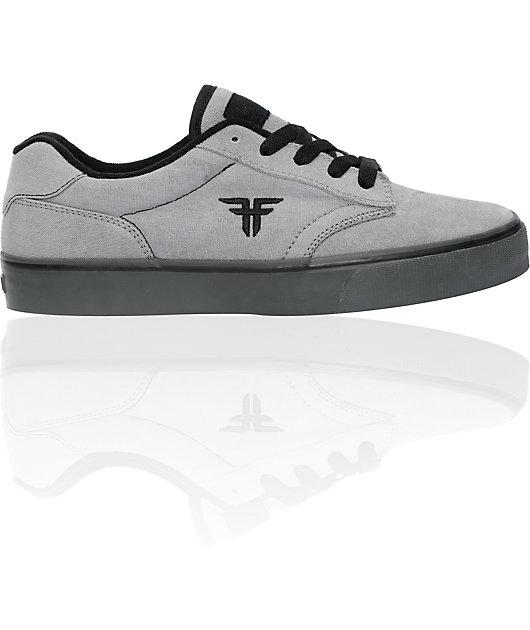 fallen skate shoe