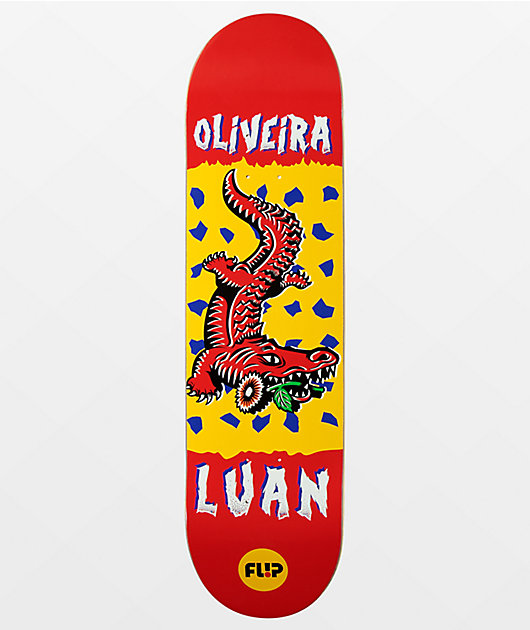 Flip Oliveira Tin Toy 8.13
