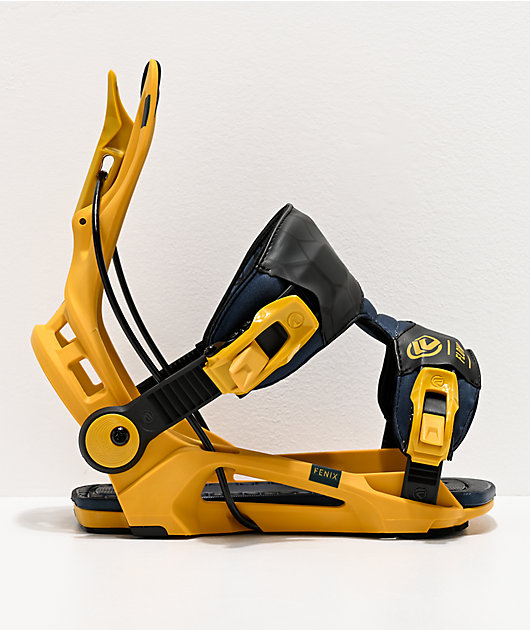 Flow Fenix Snowboard Bindings 2020