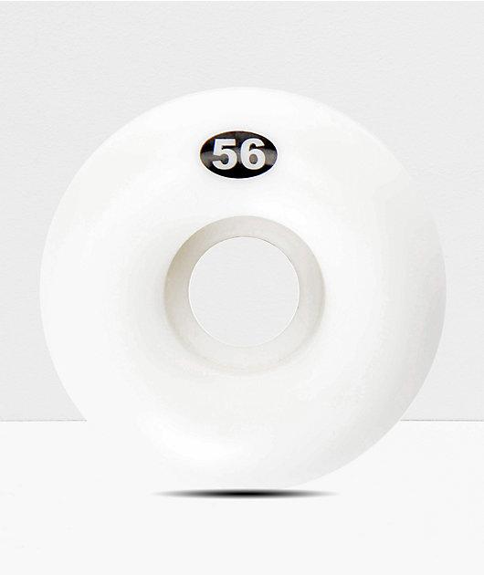 Form 56mm White Wheels