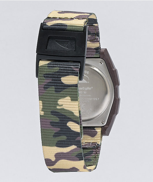 Freestyle Shark Classic Clip Camo Analog Watch