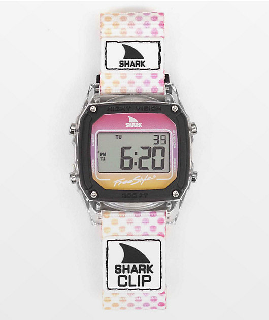 Freestyle Shark Classic Clip Candy Dots Digital Watch