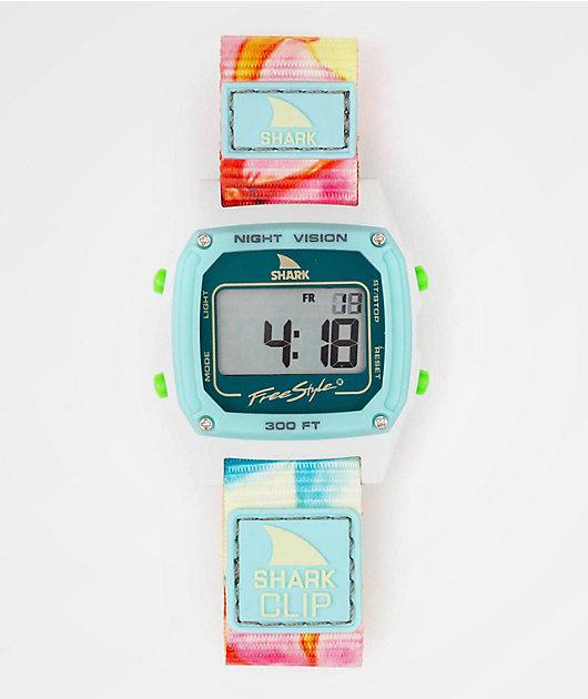 Freestyle Shark Classic Clip Flower Power Digital Watch