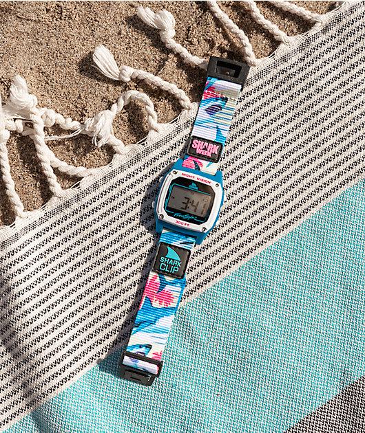Freestyle Shark Classic Clip Miami Bites Digital Watch