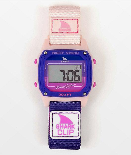 Freestyle Shark Classic Clip Pink Lemonade Digital Watch