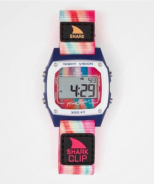 Freestyle Shark Classic Clip Rainbow Sorbet Digital Watch