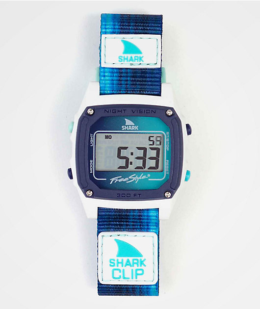 Freestyle Shark Classic Clip Wavelength Digital Watch