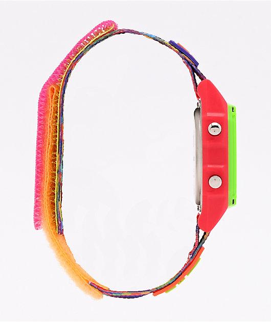 Freestyle Shark Classic Leash Aloha reloj digital rosa