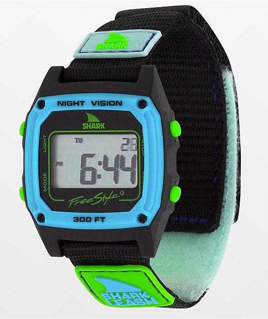Freestyle Shark Classic Leash Happy Accident Digital Watch