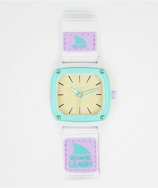 Freestyle Shark Classic Leash Water Lily Analog Watch