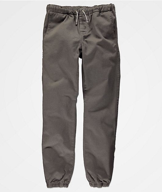 Freeworld Boys Remy Grey Jogger Pants