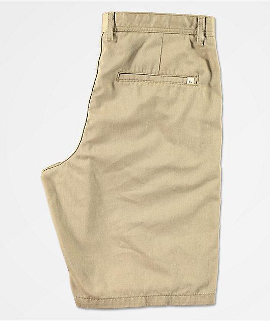 Freeworld Discord Khaki Chino Shorts