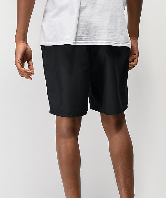 Freeworld Glazed shorts híbridos negros