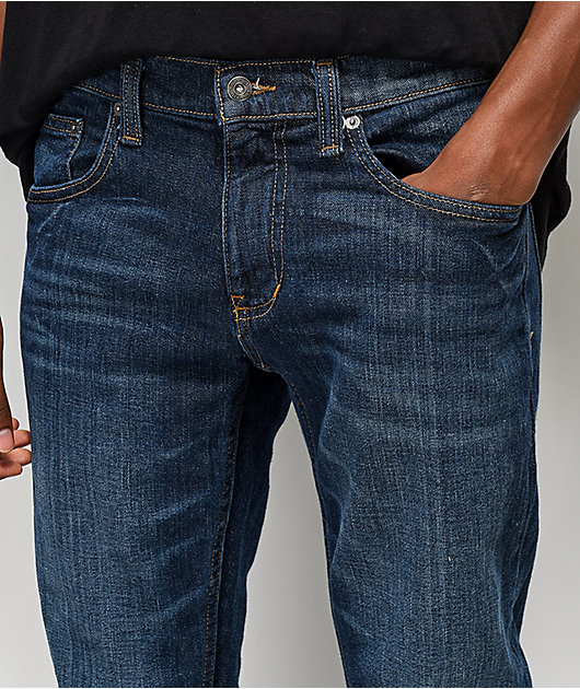 Freeworld Messenger Miami Stretch Skinny Jeans
