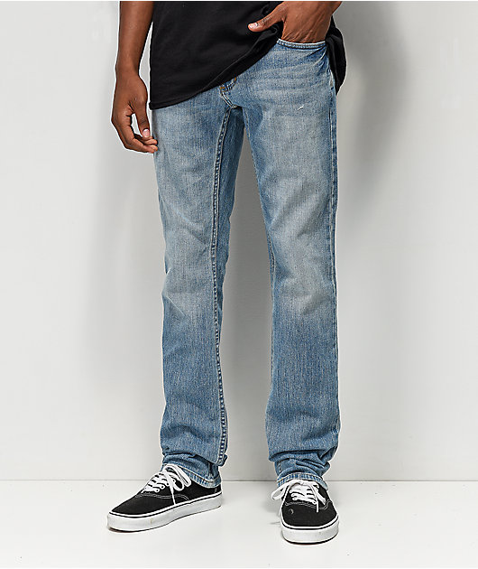 Freeworld Messenger Tampa Stretch Skinny Jeans