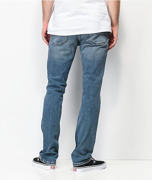 Freeworld Messenger Walken Stretch Skinny Jeans