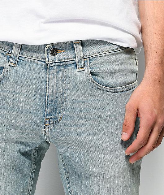 Freeworld Messenger Westport Stretch Skinny Jeans
