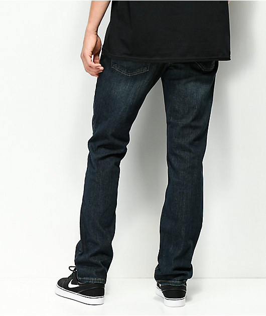 Freeworld Night Train Dirty Rinse Jeans