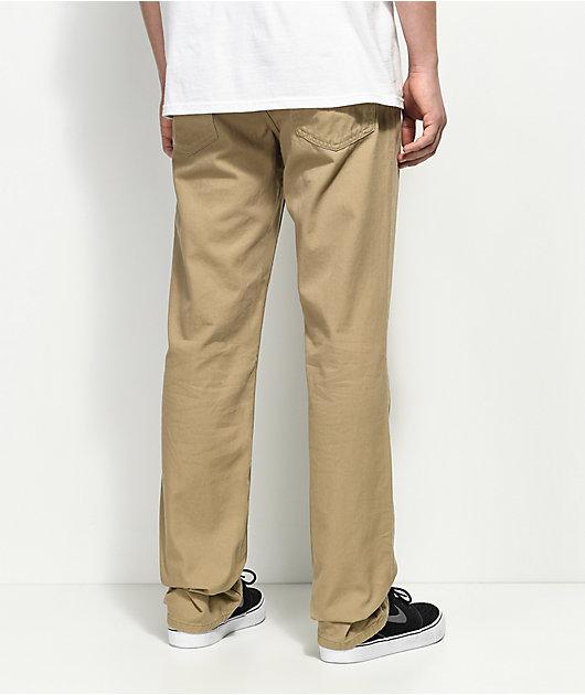 Freeworld Night Train Khaki Jeans