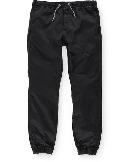 Freeworld Remy Black Jogger Pants