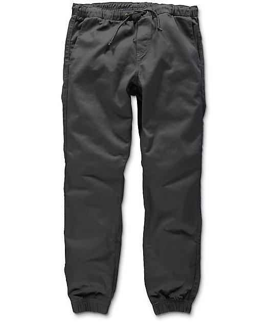 Freeworld Remy Charcoal Jogger Pants