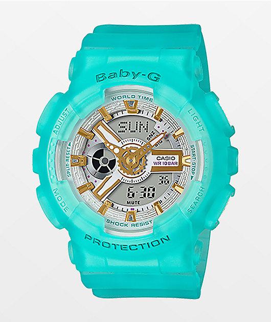 G-Shock Baby-G Blue Watch