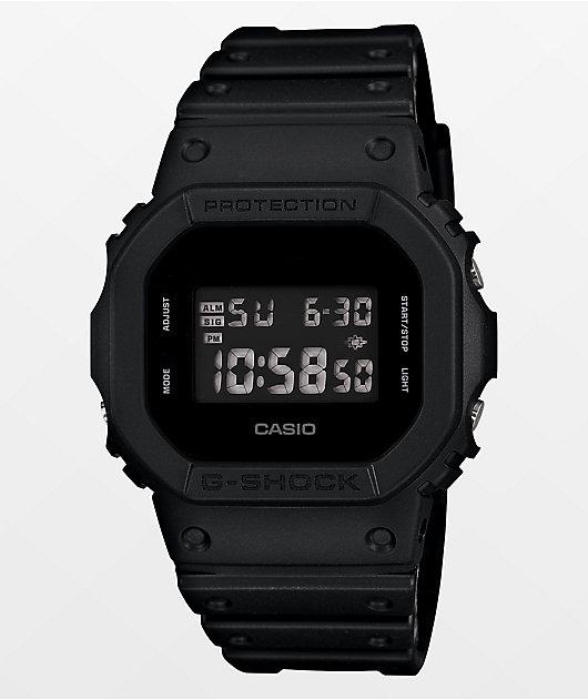 G-Shock DW5600 reloj digital en negro