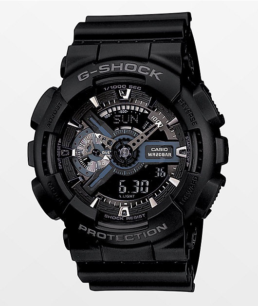 G-Shock GA110-1B reloj negro XL