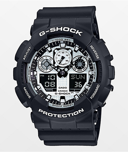 G-Shock GA110BW-1A reloj