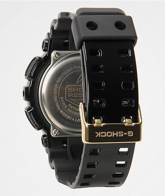G-Shock GA110GB-1A reloj de oro y negro