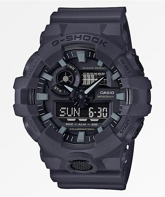 G-Shock GA700-UC reloj gris